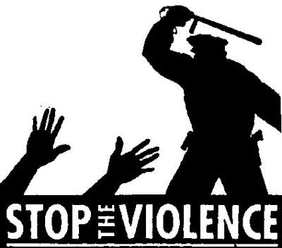 400StoptheViolence-OpposePoliceBrutality