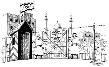 David Cameron's prison camp