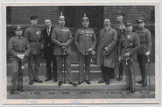 was the munich putsch a success or failure essay 1)failure for nazis it was a fiasco it was easily crushed&showed how powerless they really were2)success for nazis,on its own it may have failed but it.