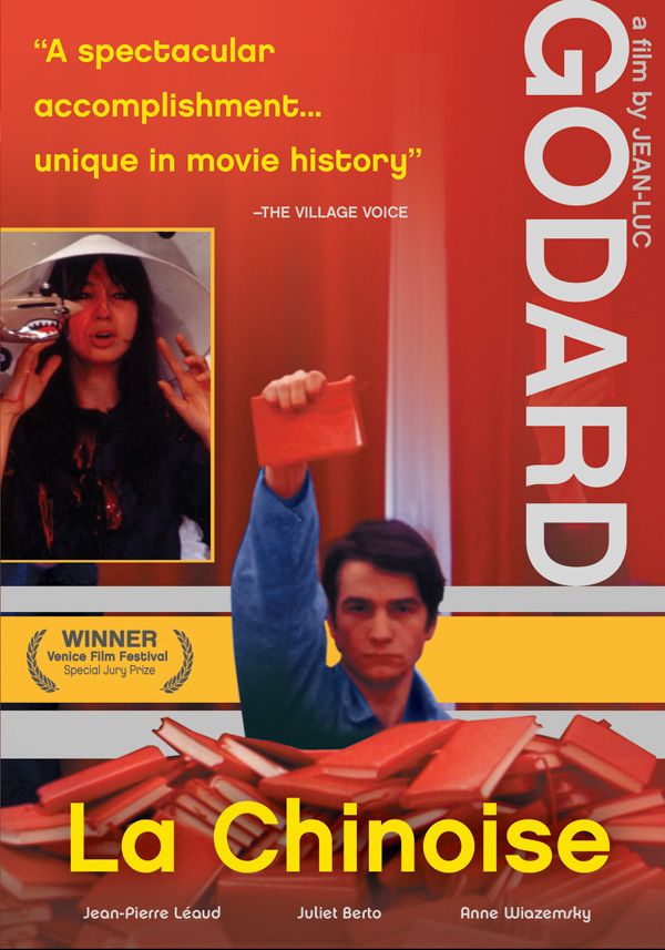 "Review of jean luc godard's ""la chinoise"" the chinese"