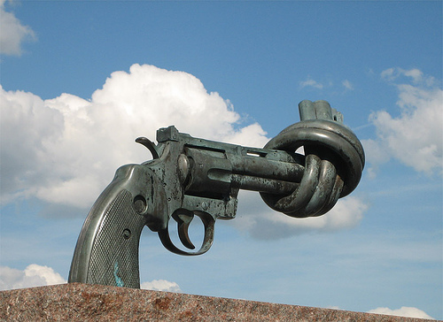 Pacifism - Mohandas K. Gandhi