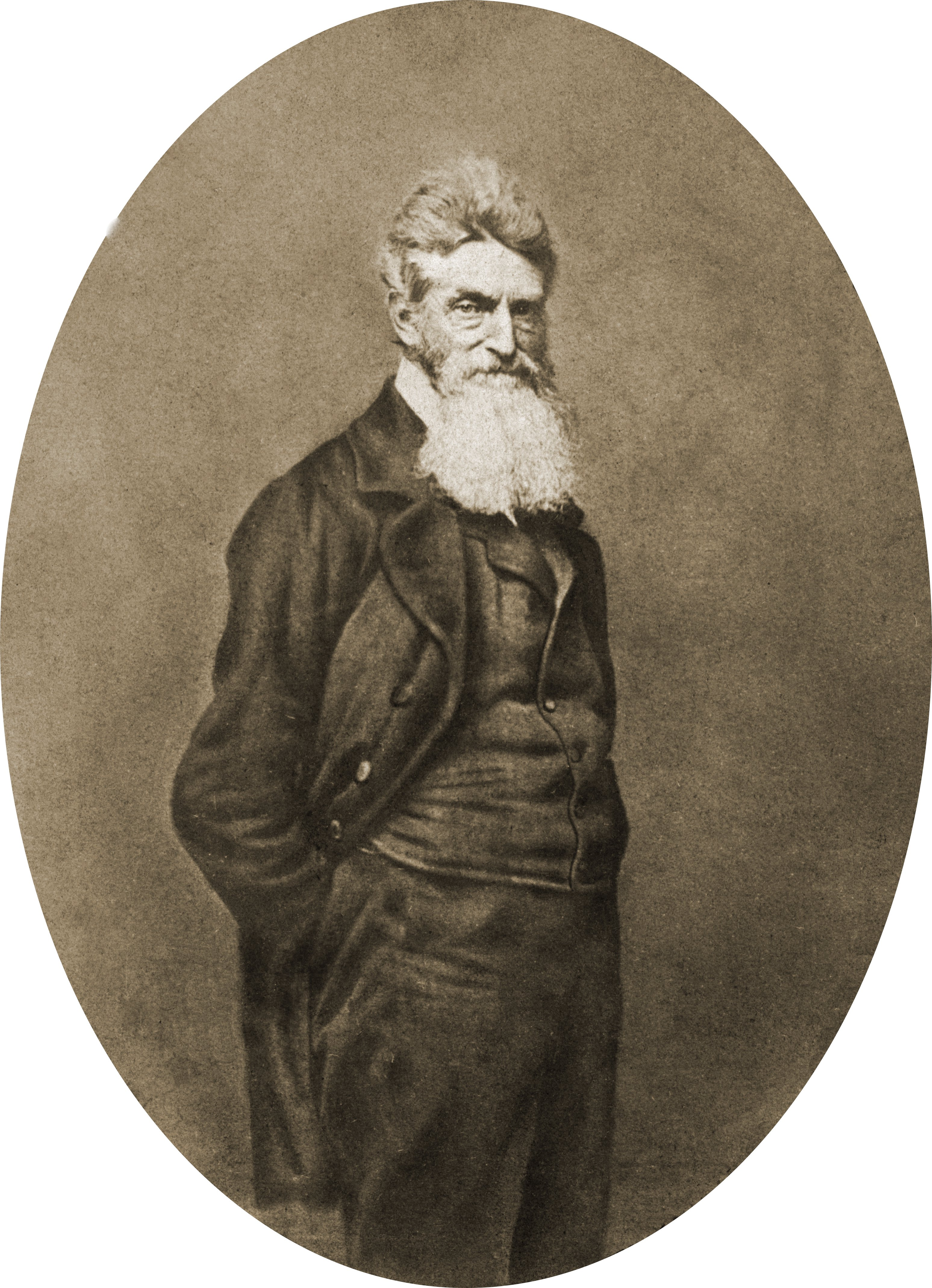 an examination of the actions of john brown against slavery When john brown proclaimed emancipation to the slaves of maryland and  in  studying the character and works of a great man, it is always desirable to learn.
