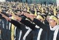 Islamofascist salute