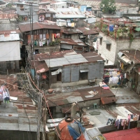 The World is a Ghetto: Global Slums - Out of Sight and out of Mind: Deterioration of the Human Condition