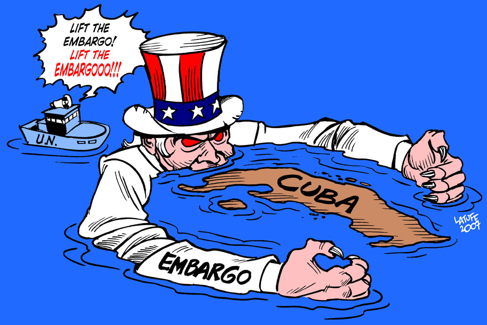 Michael Parenti: U.S. Aggression & Propaganda Against Cuba ...
