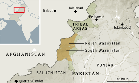 US Drone Strikes Kill In Past Hours In Pakistan The Red - Us drone strikes map