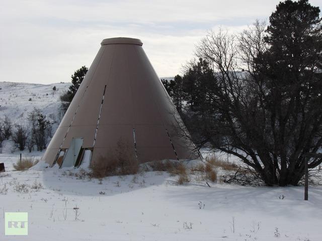 in Pine Ridge Reservation