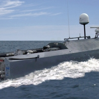 Now US Navy is arming drone boats