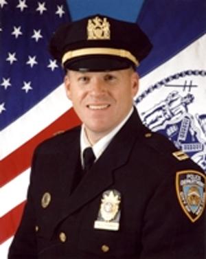 Deputy Inspector Christopher J. McCormack