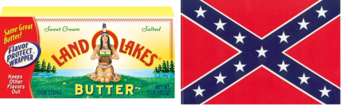confederate butter