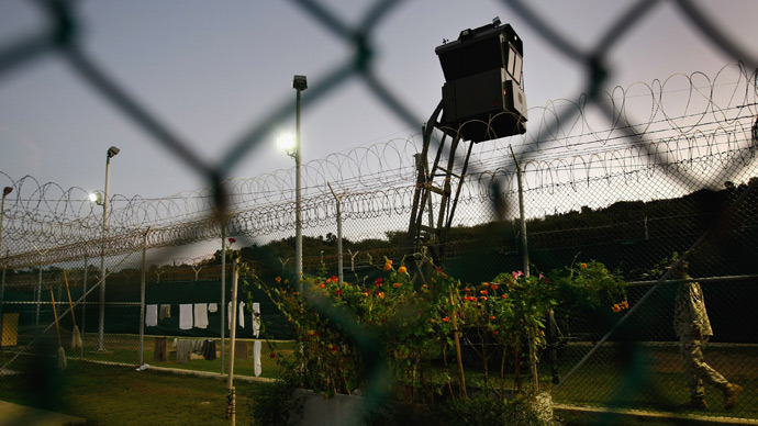 Guantanamo Bay, Cuba (AFP Photo / John Moore)