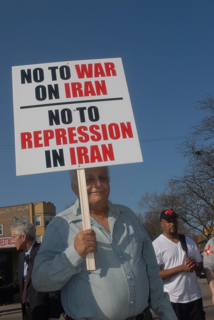 3-18-12 Iraq war protest Danny- CAG