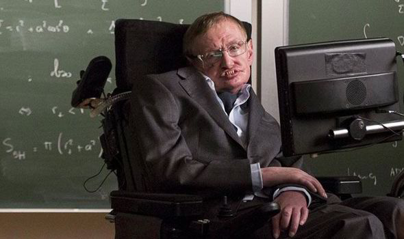 Stephen Hawking has joined the academic embargo