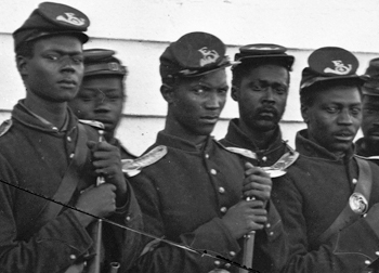 Black Civil War soldiers