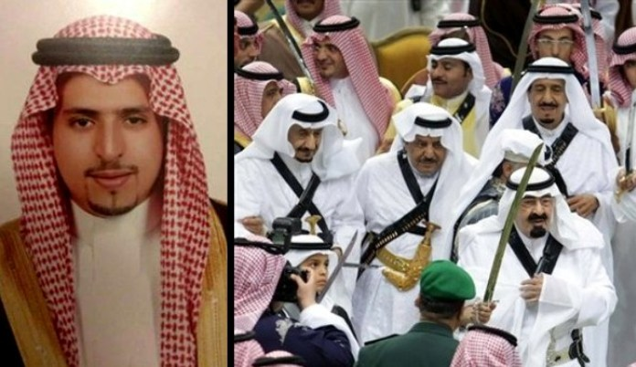 Saudi prince announces defection from royal family