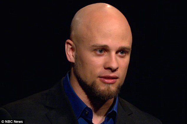 Difficult job: Brandon Bryant, 27, served as a drone operator from 2006 to 2011 at bases in Nevada, New Mexico and Iraq Read more: http://www.dailymail.co.uk/news/article-2336905/Ex-drone-operator-says-hes-haunted-carnage-caused-cover-screen.html#ixzz2YuO4KiT6  Follow us: @MailOnline on Twitter | DailyMail on Facebook
