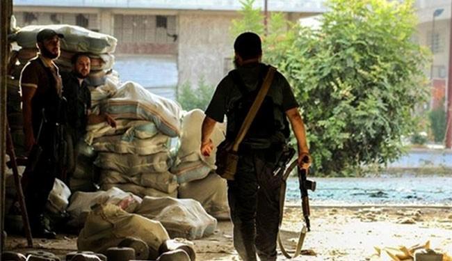 Al-Nusra terrorists in Syria (file photo)