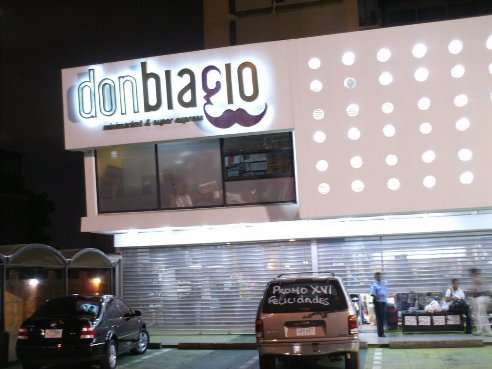 The Don Baglio Mini Market & Super Express in Maracaibo