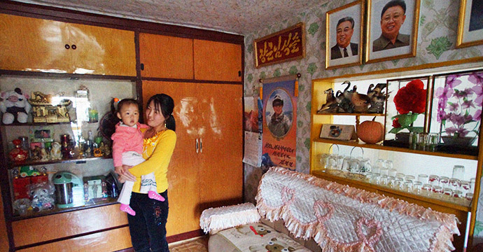 What It S Like To Spend A Night In A North Korean House The Red