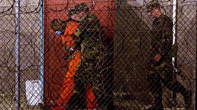 Guantanamo Bay, Cuba. (AFP Photo / Peter Muhly)