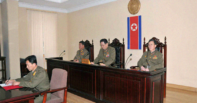 Picture: Rodong Sinmun