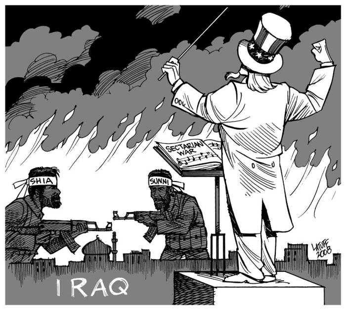Sectarian_war_in_Iraq_by_Latuff2