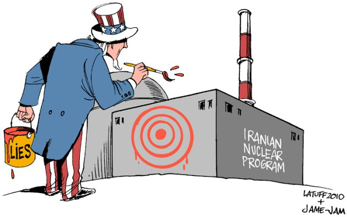 Targeting_Iran_nuclear_program_by_Latuff2