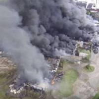 Eyewitness Account: The Ames Plant Fire: 'A Week of Hell'