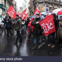 Workers' Communist Party of France:  No to Challenging the Right to Protest